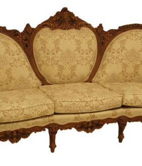 Three-handed Royal Furniture